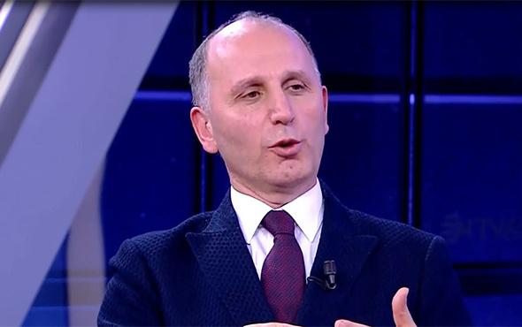 Muharrem Usta'dan başkanlık açıklaması