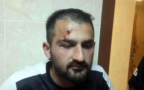 Skandal iddia! Futbolcuları soyunma odasına dövdüler