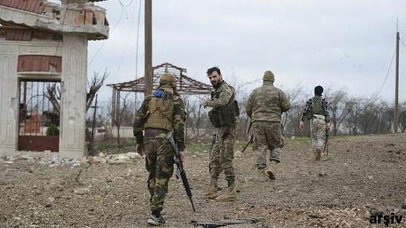 Kandil ekibi Afrin'den kaçtı! Afrin'de son durum ne?..