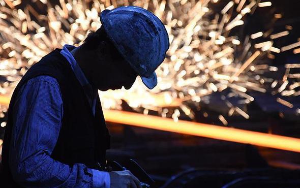 TÜİK sanayi üretim endeksi sonuçlarını açıkladı