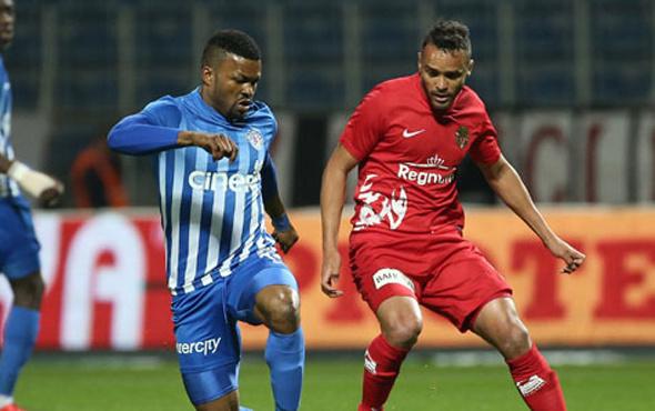 Kasımpaşa Antalyaspor maçı golleri ve geniş özeti