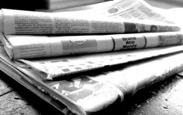 17 Mart 2018 Cumartesi gazete manşetlerinde neler var