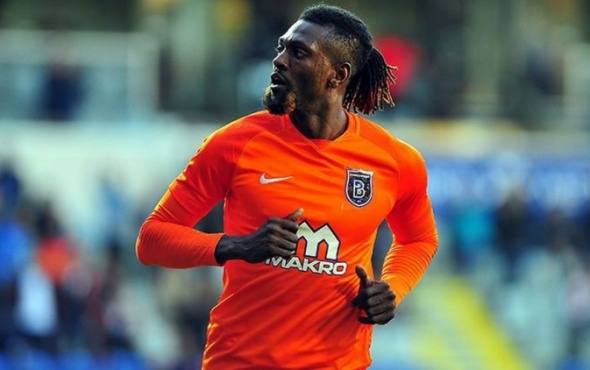 Emmanuel Adebayor Beşiktaş'ın golcülerini solladı