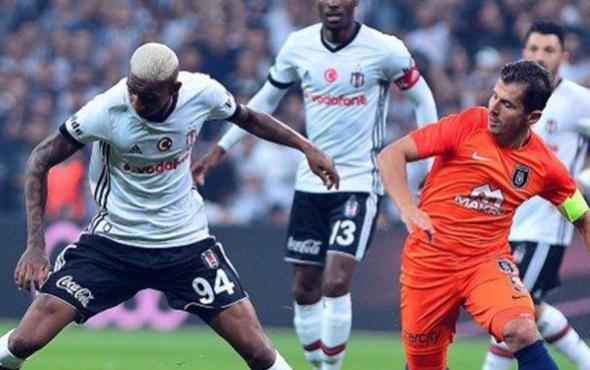 Başakşehir Beşiktaş maçı CANLI YAYIN