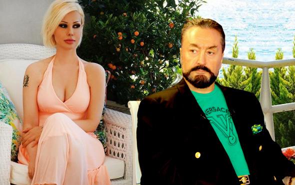 Adnan Oktar'dan kaçan kedicik Ceylan Özgül'den bomba itiraflar