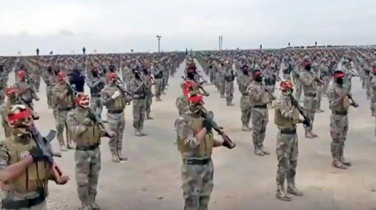 Sınırdan şok fotoğraflar! ABD 3 bin 500 teröristi...