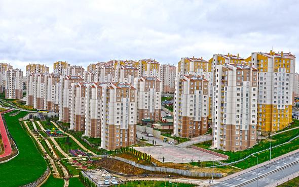 TOKİ başvuru sayfası İstanbul Kayaşehir TOKİ kura başvuru şartları