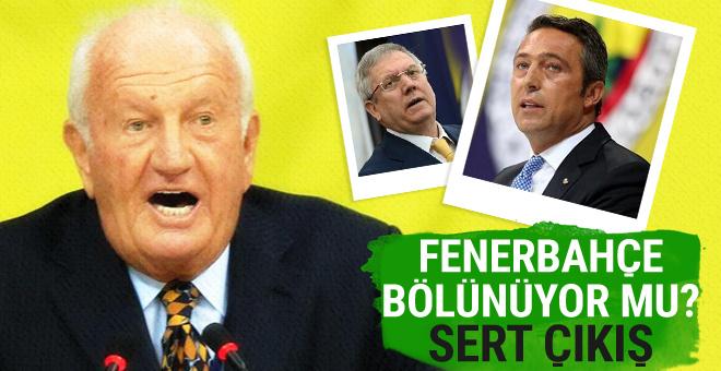 Ali Şen'den Aziz Yıldırım'a yanıt! Fenerbahçe bölünmez...