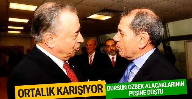 Galatasaray'da halef-selef kavgası notere taşındı!
