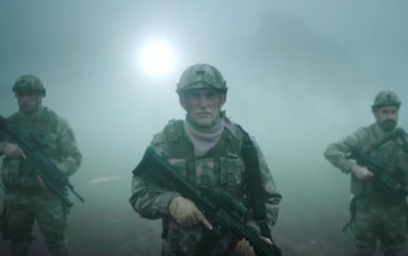 Afrin harekatı bitmeden filmi çekildi