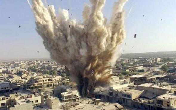 İdlib'te öğrenci katliamı! Ruslar okul çıkışı uçaklarla vurdu...