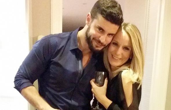 Berk Oktay fotoğrafları eşi Merve Şarapçıoğlu görüntüleri hacklendi