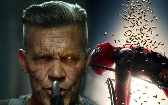 Deadpool 2'den bol eğlenceli fragman geldi!