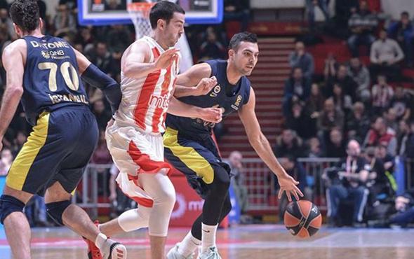 Fenerbahçe Doğuş Kızılyıldız'ı rahat geçti