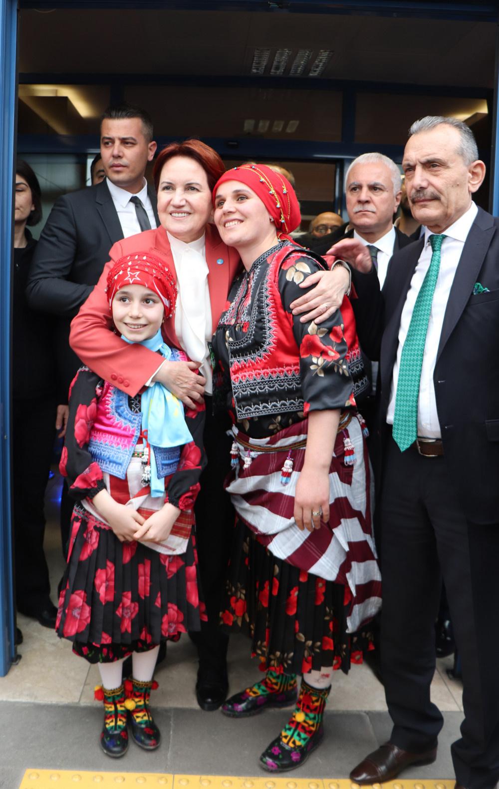 Akşener'den Erdoğan'a 'kabadayılık' göndermesi!