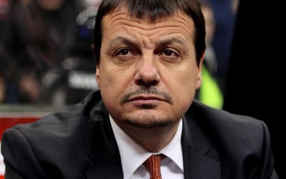 Ergin Ataman'dan Euroleague itirafı