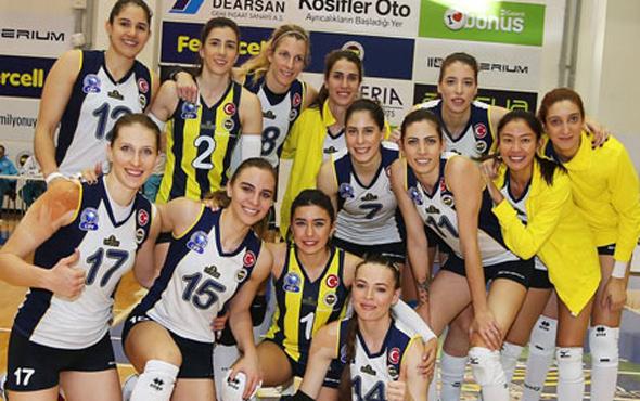 Fenerbahçe seride 1-0 öne geçti!