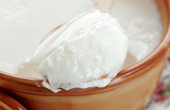 Evde yoğurt mayalama nasıl yapılır? Taş gibi kıvamlı yoğurt için...