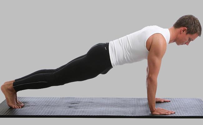 Plank hareketi nedir nasıl yapılır? Düz bir karın için...