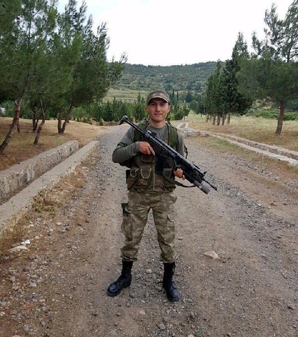 Afrin'den bir acı haber daha geldi! Kurtarılamadı...
