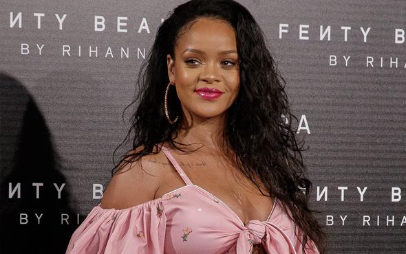 Rihanna işini biliyor! 100 bin dolar kar etti