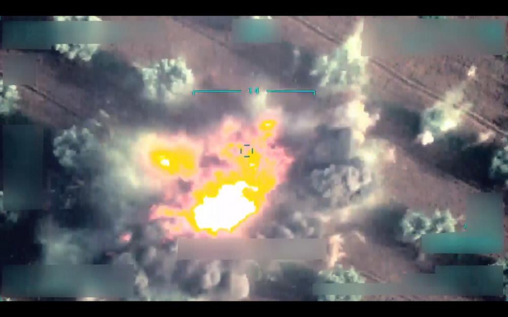 Afrin'de teröristlerin sivilleri katlettiği anlar görüntülendi!