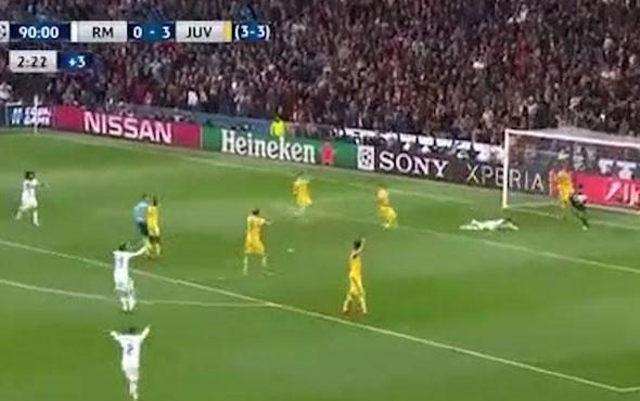 Real Madrid'in kazandığı penaltı futbolseverleri ikiye böldü