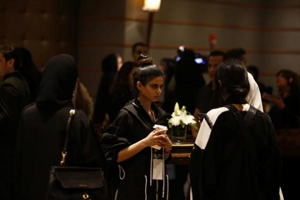 Suudi Arabistan'da bir ilk! Bu açılım olay oldu