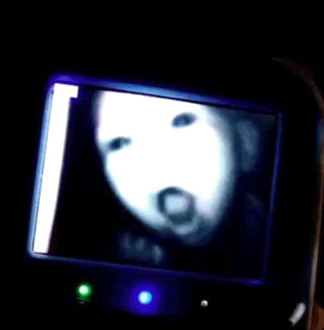 Bebek kamerasındaki en korkunç anlar