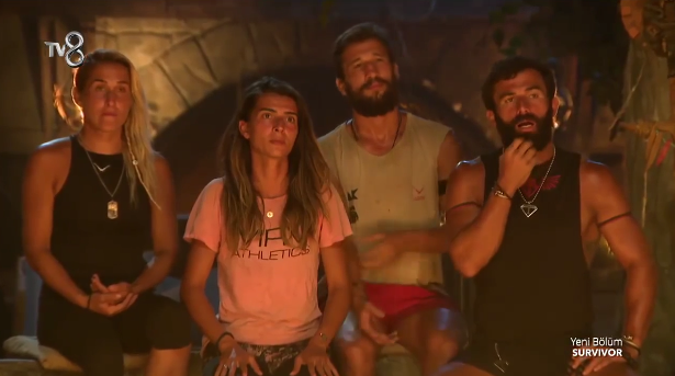 Survivor 2018'de şoke eden diskalifiye herkes afalladı kaldı!