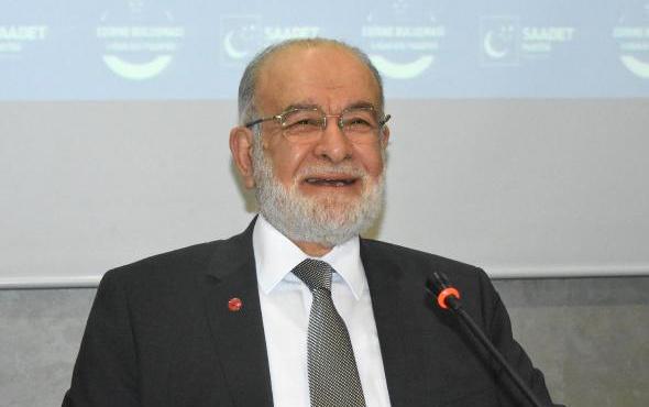 Karamollaoğlu AK Parti ile ittifak için şart koştu!