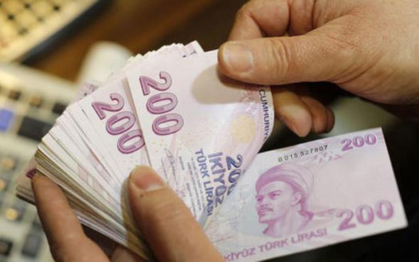Emeklilere 600 lira promosyon!