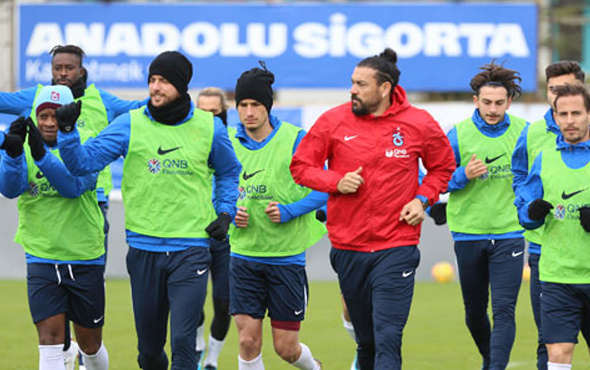 Trabzonspor Sivasspor karşısında 3 puan hedefliyor