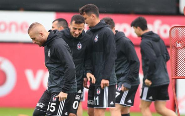 Beşiktaş Güneş'ten yoksun çalıştı