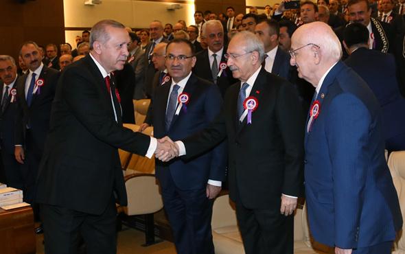 Erdoğan ve Kılıçdaroğlu arasında soğuk rüzgarlar