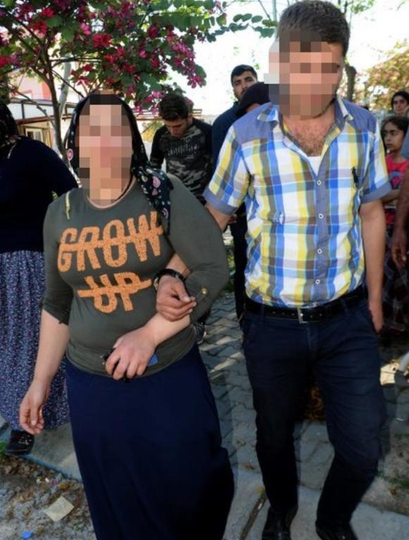 Kardeşi hapiste! Zorla eve girip yengesine tecavüz etti