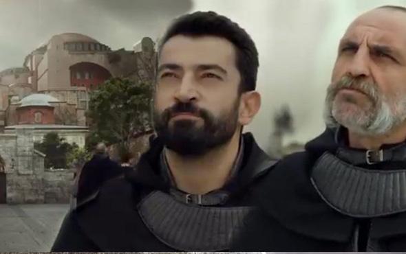 Mehmed Bir Cihan Fatihi son bölümde Ayasofya sahnesi!