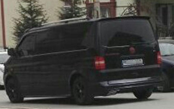 Ankara Valiliği'nden siyah minibüs açıklaması