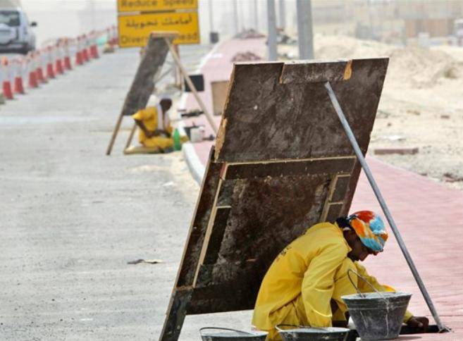 Dubai'nin bilinmeyen yüzü! Zenginler eğlenirken fakirler sefalet içinde