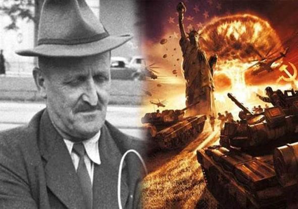Kendi ölümünü bildi Üçüncü Dünya Savaşı kehaneti ise birebir!
