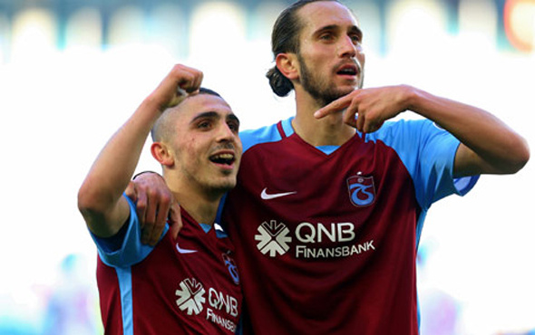 Trabzonspor'da genç yıldızların katkısı artıyor