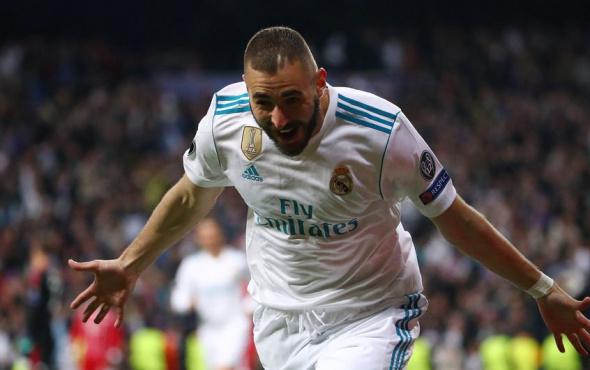 Real Madrid üst üste 3. kez finale yükseldi