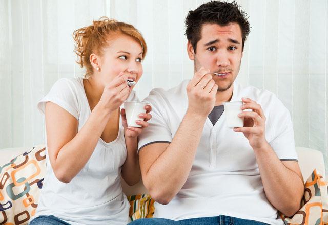 Yoğurdun bu faydası kanıtlandı cinsel gücü arttırıyor ve...