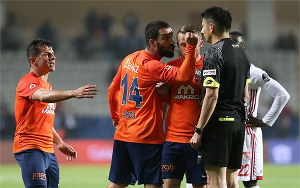 Arda Turan Süper Lig'de maç kaçırmayabilir! İşte o yol!