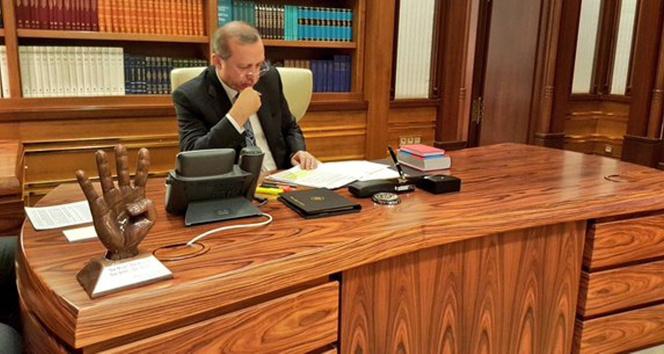 İşte Erdoğan'ın masasındaki son anket! Ak Parti'nin oyu kaç?