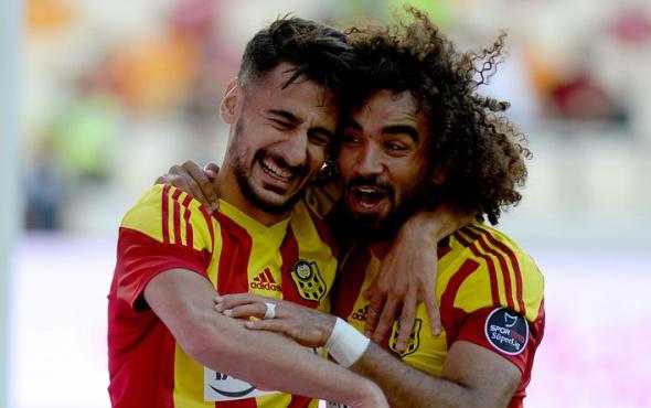 Evkur Yeni Malatyaspor Kayserispor maçı fotoğrafları