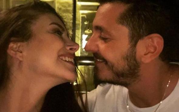 Ünlü oyuncudan romantik sürpriz: İyi ki doğdun sevgilim