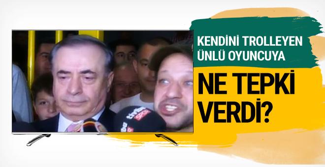 Mustafa Cengiz Rıza Kocaoğlu'na sahip çıktı