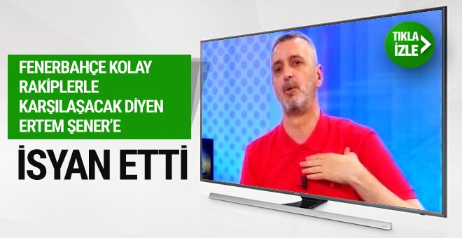 Abdülkerim Durmaz'dan Ertem Şener'e isyan