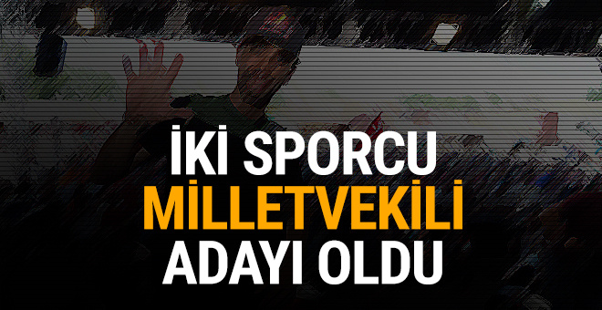 Kenan Sofuoğlu ve Alpay Özalan AK Parti milletvekili adayı oldu